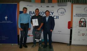Trzecie miejsce w Polsce dla ucznia – Tomasza Bęben z technikum informatycznego Zespołu Szkół Ponadgimnazjalnych w Ryglicach