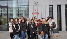 Wyjazd do Sądu Apelacyjnego w Krakowie
